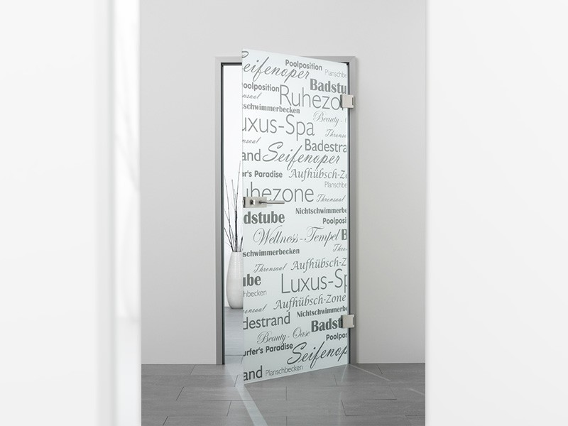 Beliebt Glastüren | Türen aus Augsburg | attinger NC82